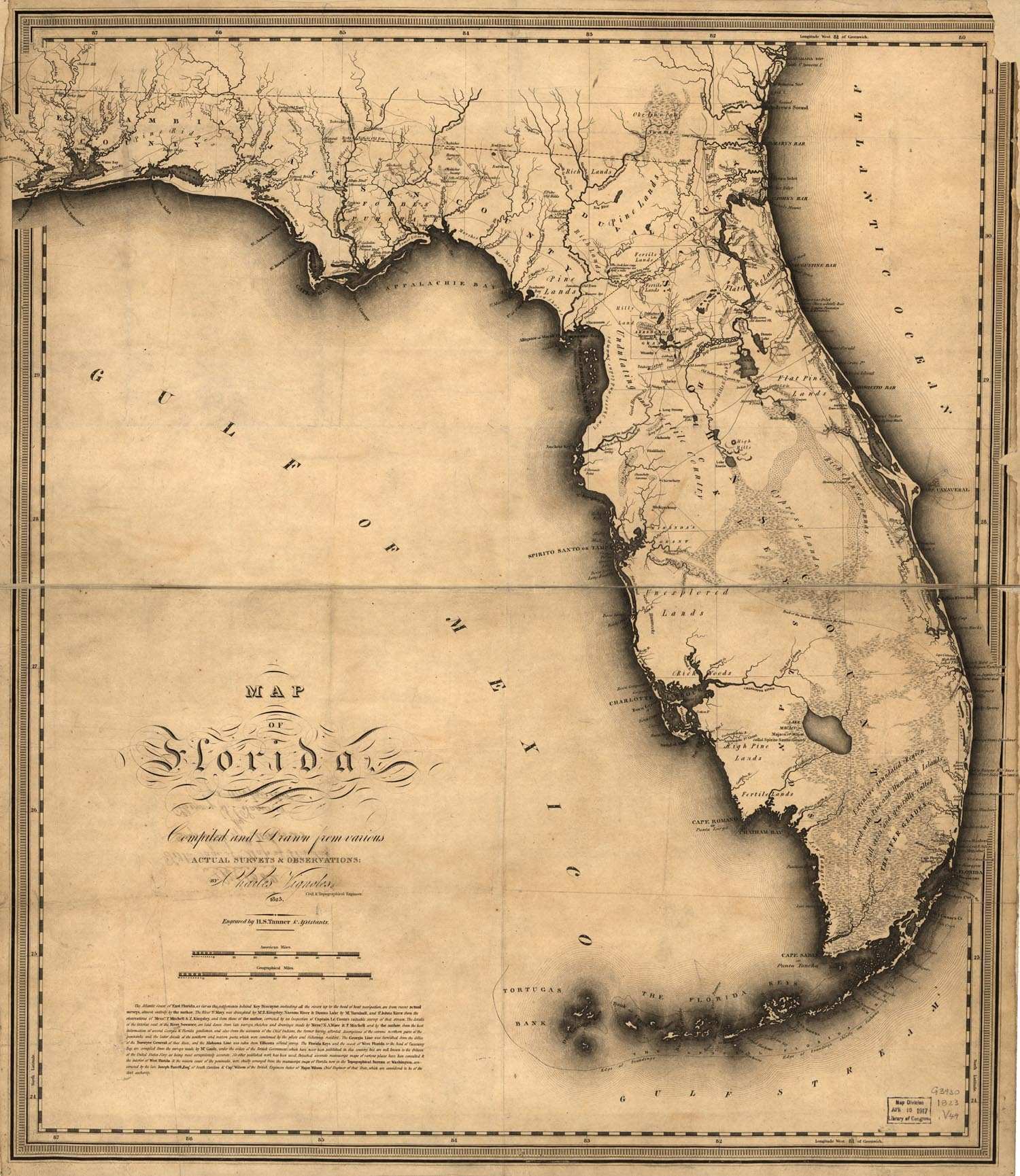 Map Of Texas And Florida.Florida Map