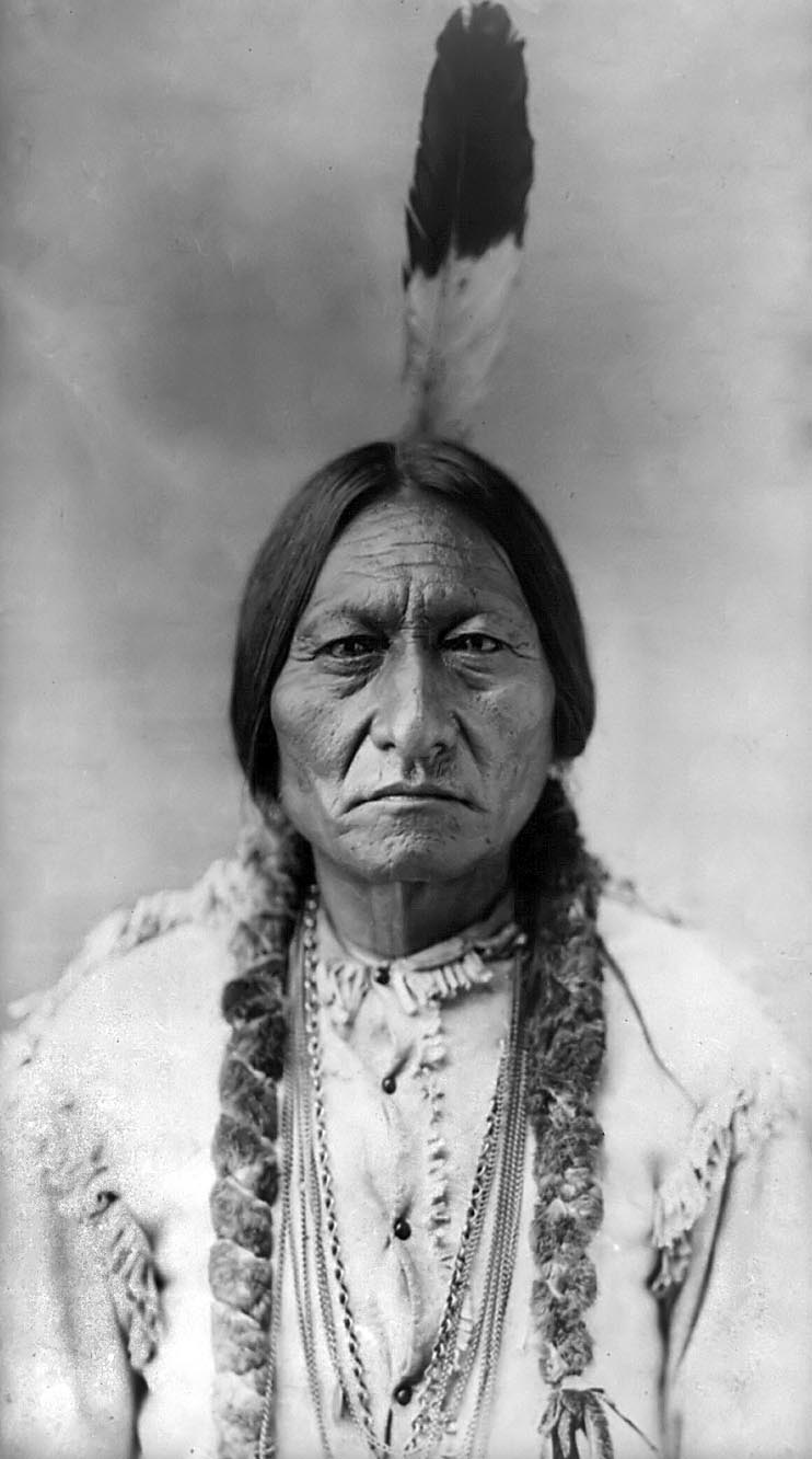 Chief Sitting BullAmerican Indian Chief