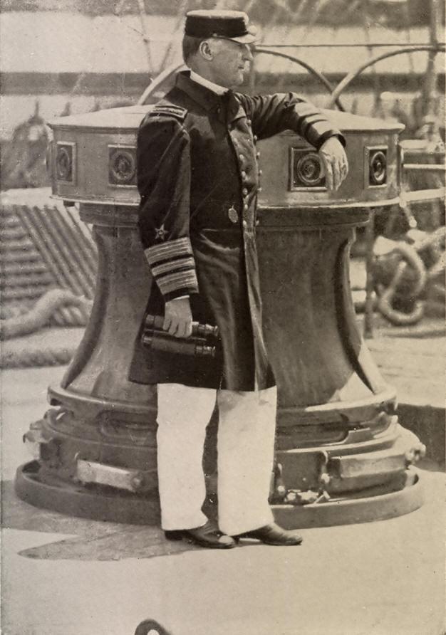 David Farragut , American naval commander of Spanish