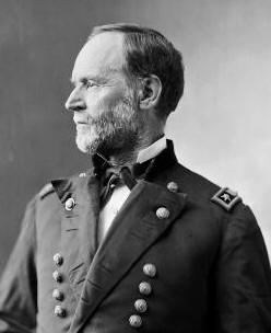 Pictures of general william t sherman
