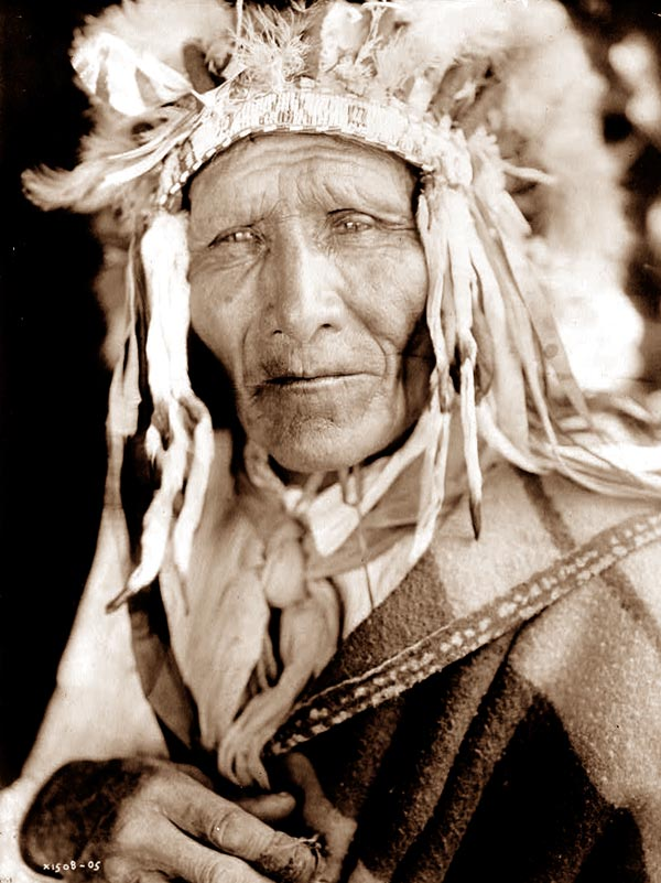 Sioux Indian Man