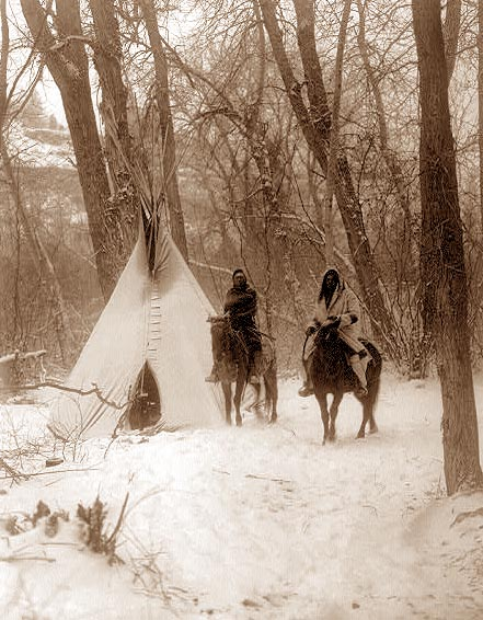 Native American Indian Tipi
